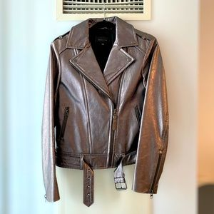 Mackage for Aritzia leather jacket size XS/S